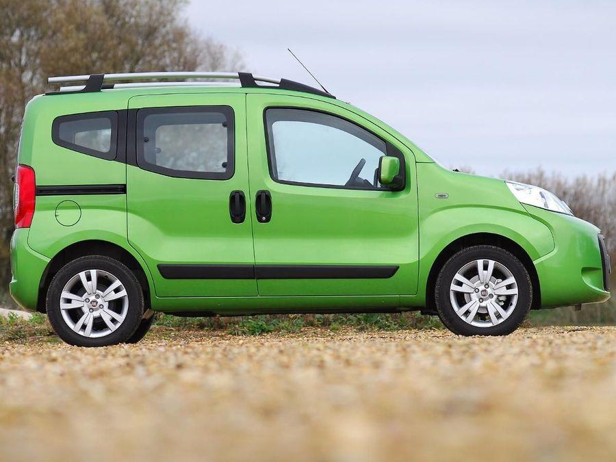 Fiat Qubo MPV