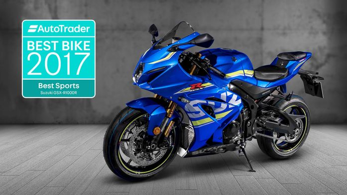 Suzuki GSXR1000 R Super Sports (2017 - ) review