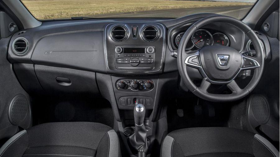 2016 Dacia Sandero Stepway