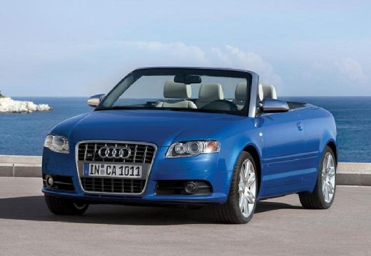 Used Audi S4 Cabriolet