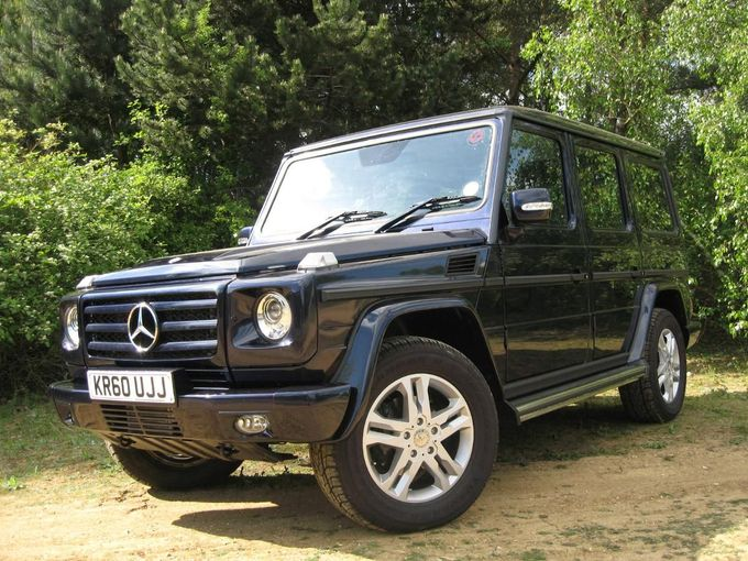 New mercedes benz g class review deals auto trader uk for How much is a mercedes benz suv