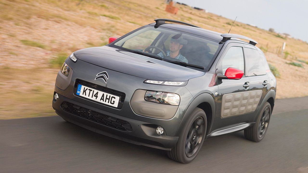 citroen c4 cactus suv 2014 review auto trader uk. Black Bedroom Furniture Sets. Home Design Ideas