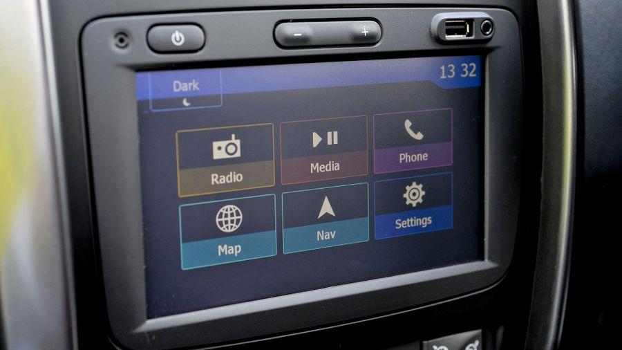 Dacia Duster equipment