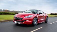Peugeot RCZ performance