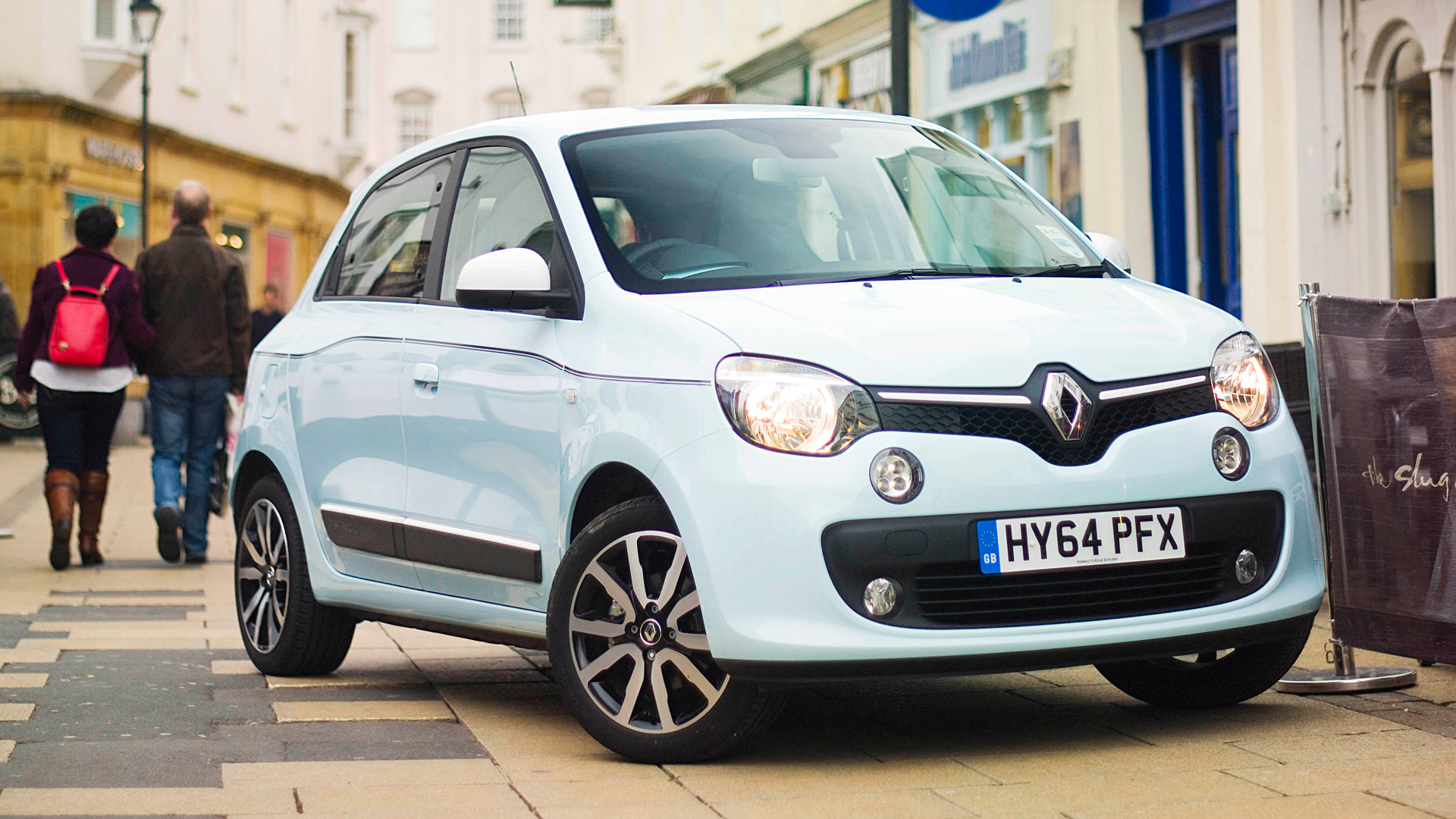 Used Renault Twingo Cars For Sale On Auto Trader Uk
