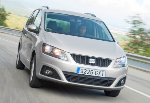 Used SEAT Alhambra Cars For Sale On Auto Trader UK