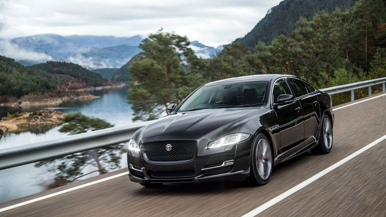 2016 Jaguar XJ 3.0d design