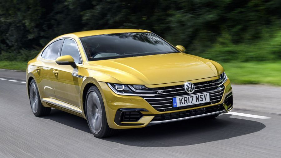 volkswagen arteon saloon 2017 review auto trader uk. Black Bedroom Furniture Sets. Home Design Ideas
