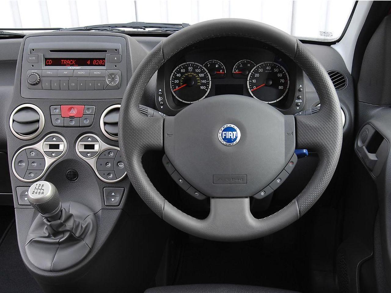 Fiat Panda 100hp hatchback