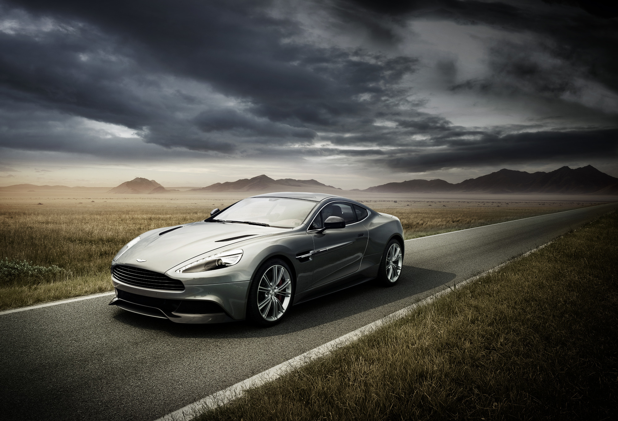 New & used Aston Martin Vanquish cars for sale | Auto Trader