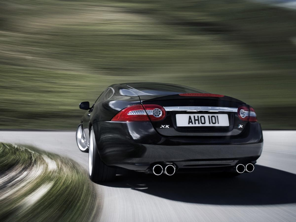 Beautiful Jaguar XKR Coupe View Gallery. The Auto Trader ...