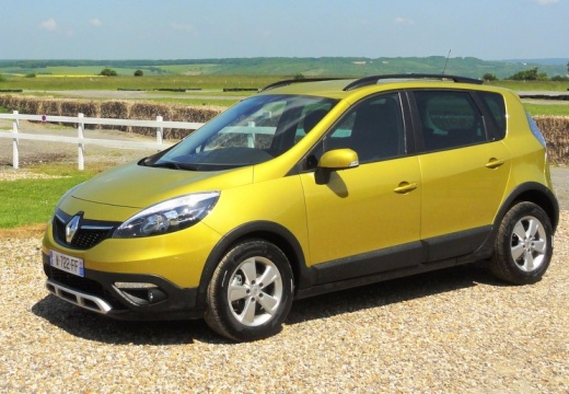 used renault scenic xmod cars for sale on auto trader uk. Black Bedroom Furniture Sets. Home Design Ideas