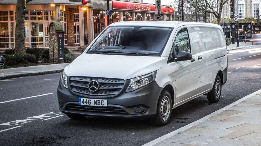 Mercedes benz vito panel van 2015 review auto trader uk for Mercedes benz vito review