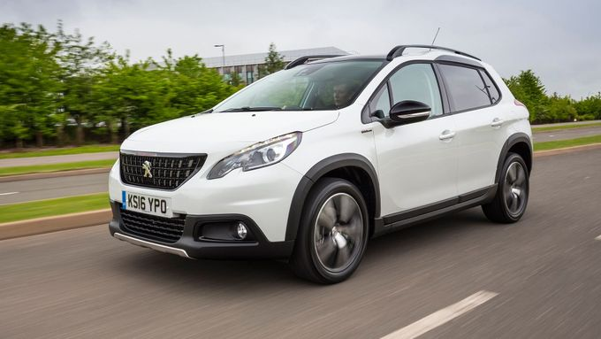 new peugeot 2008 review deals auto trader uk. Black Bedroom Furniture Sets. Home Design Ideas
