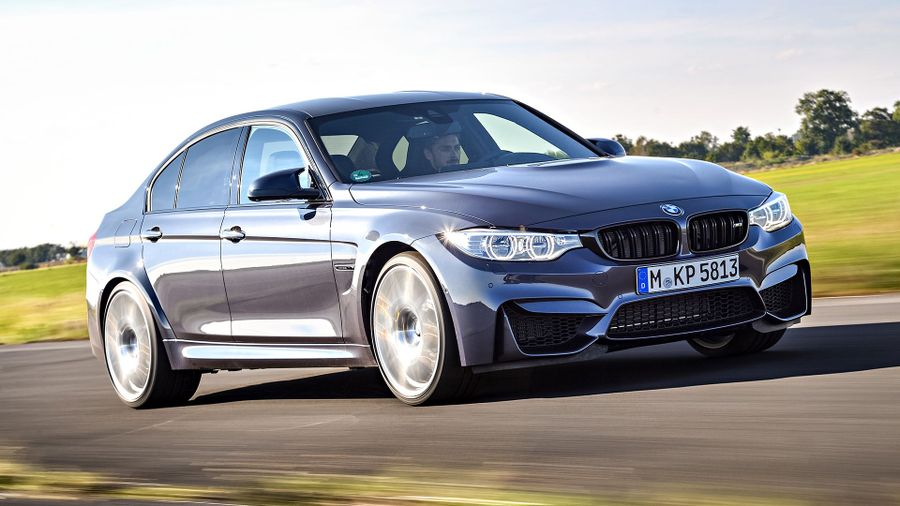 BMW M3 saloon (2017 - ) review | Auto Trader UK