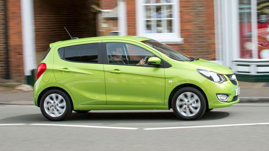 Vauxhall Viva ride