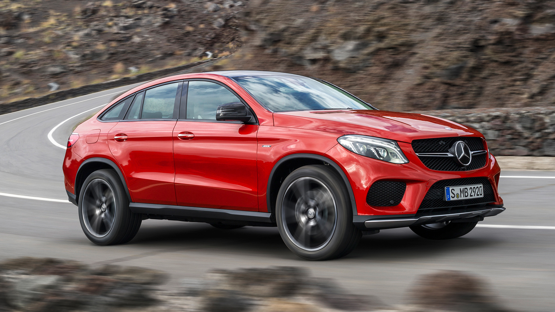 Used mercedes benz gle class cars for sale on auto trader uk for Www mercedes benz used cars