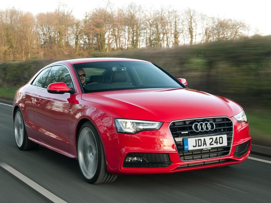 audi a5 coupe 2011 review auto trader uk. Black Bedroom Furniture Sets. Home Design Ideas