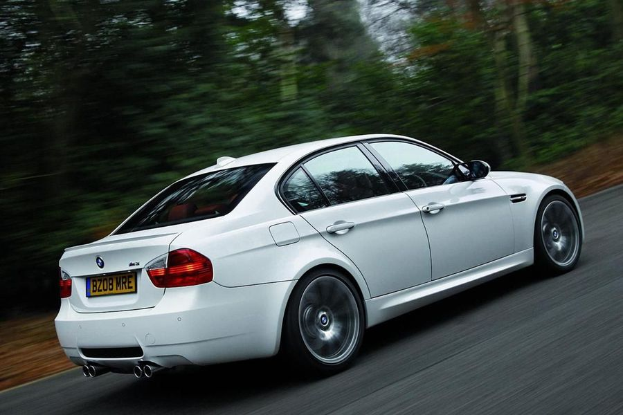 BMW M3 Saloon (2007 – 2011) review | Auto Trader UK