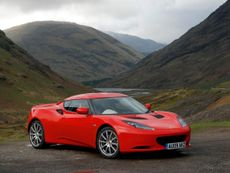 Lotus Evora coupe