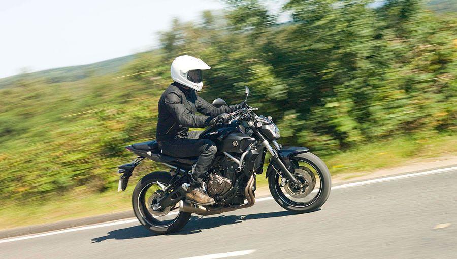 Yamaha MT-07 (2014 - ) expert review