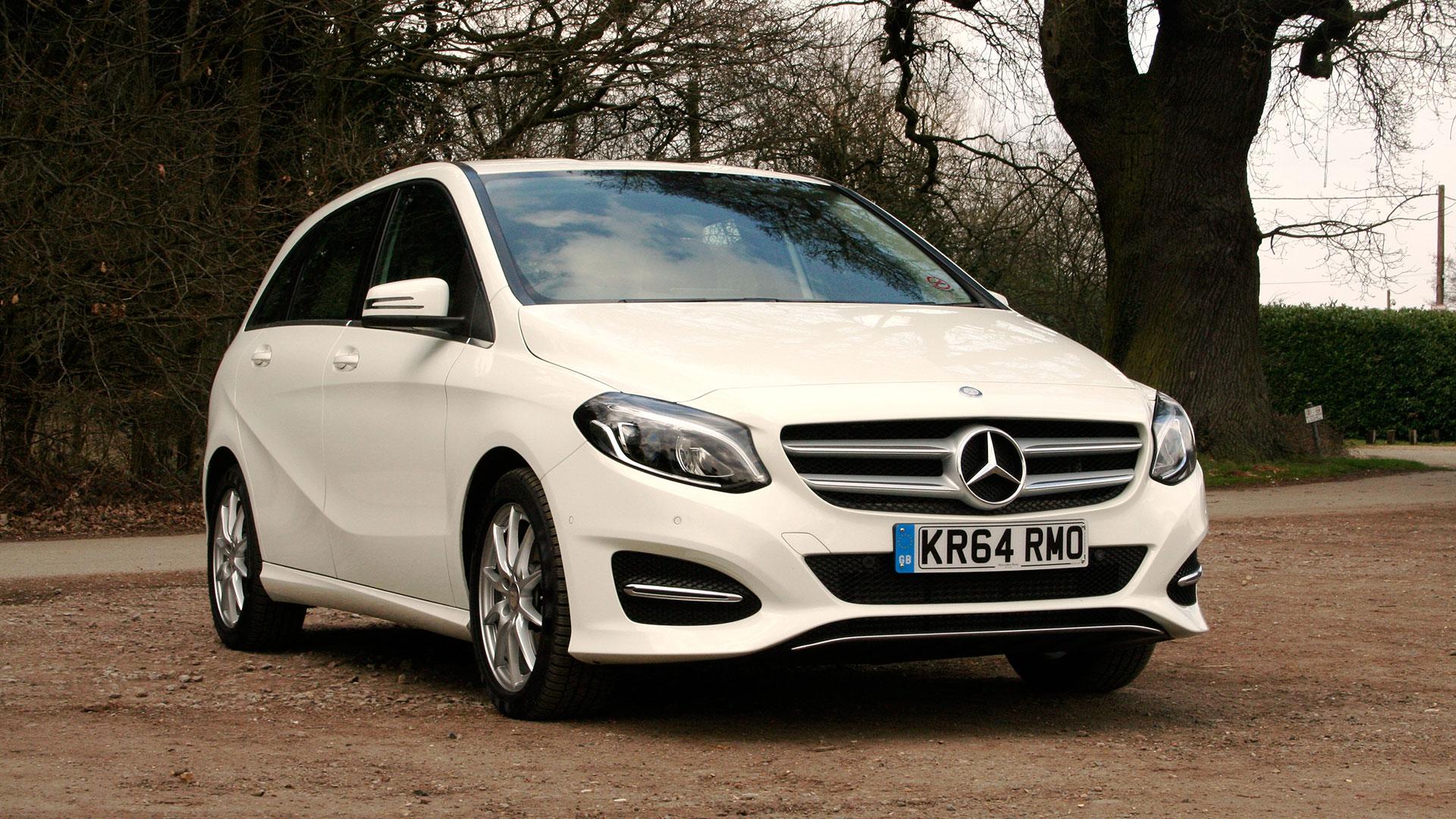 Mercedes B Class : mercedes benz b class hatchback 2011 review auto trader uk ~ Maxctalentgroup.com Avis de Voitures