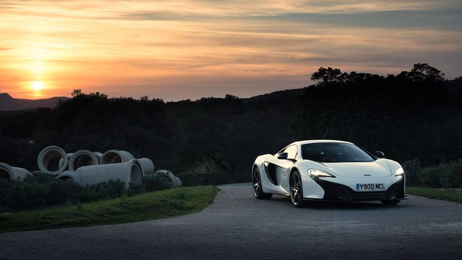 2014 McLaren 650 Coupe why buy