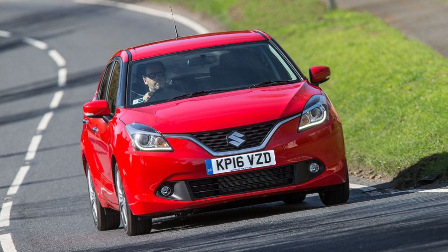 2016 Suzuki Baleno performance