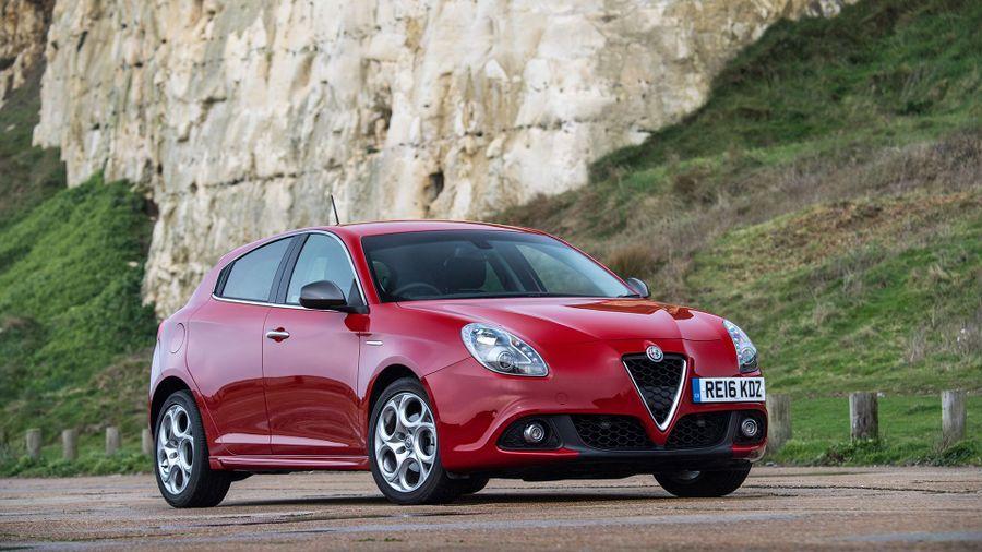 2016 Alfa Romeo Giulietta
