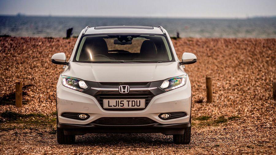 2015 Honda HR-V 1.6 i-DTEC EX