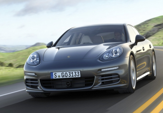 Used Porsche Panamera Cars for Sale on Auto Trader UK