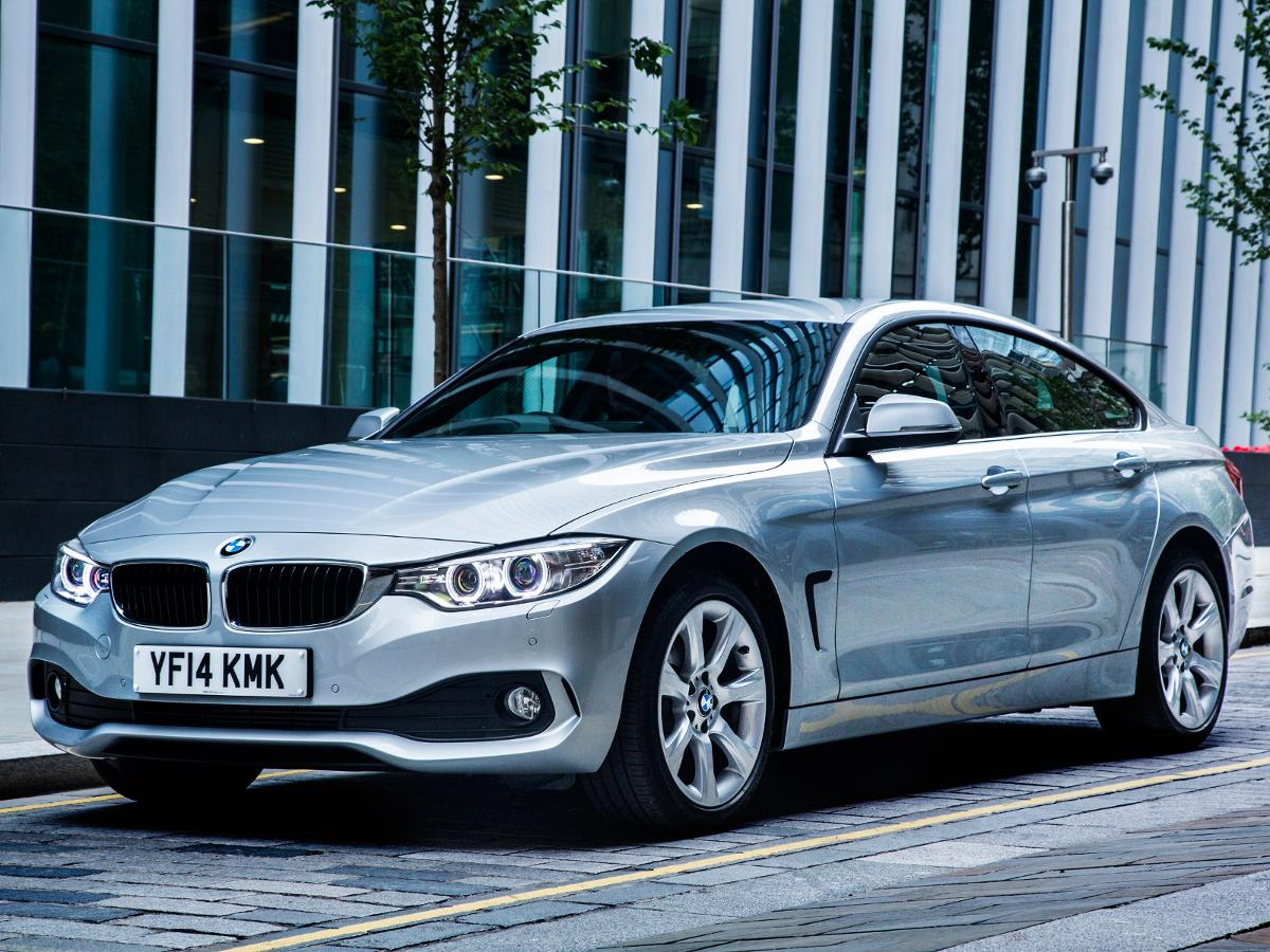 Used BMW 4 Series Gran Coupe Cars for Sale on Auto Trader UK