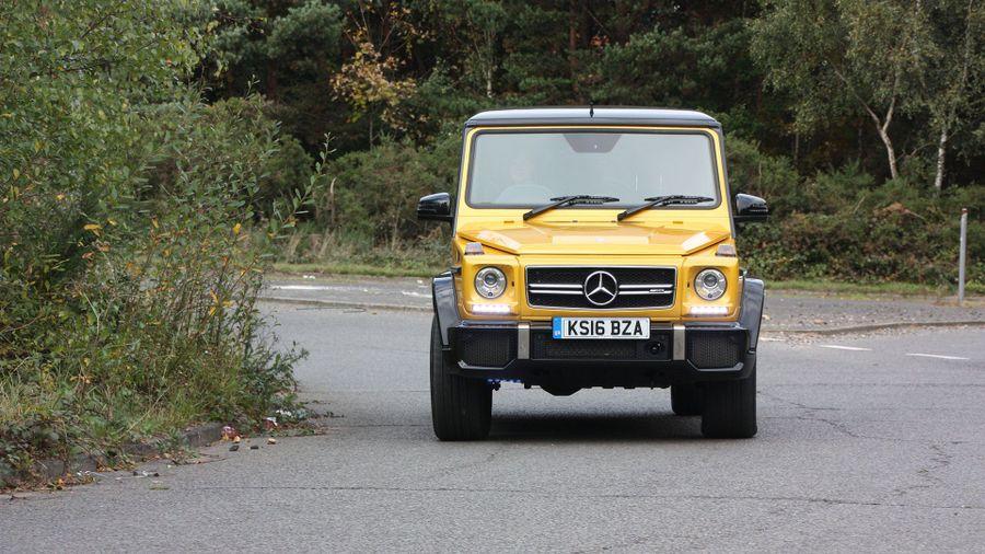 Mercedes-Benz AMG G63