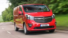 Vauxhall Vivaro Panel Van (2015 - ) review