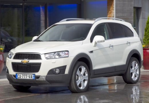 used chevrolet captiva cars for sale on auto trader uk