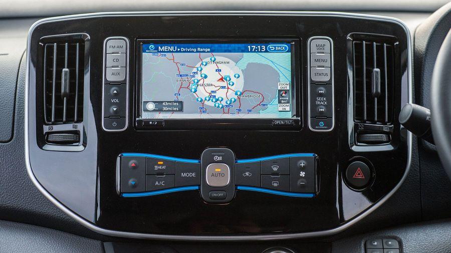 2015 Nissan e-NV200 MPV kit