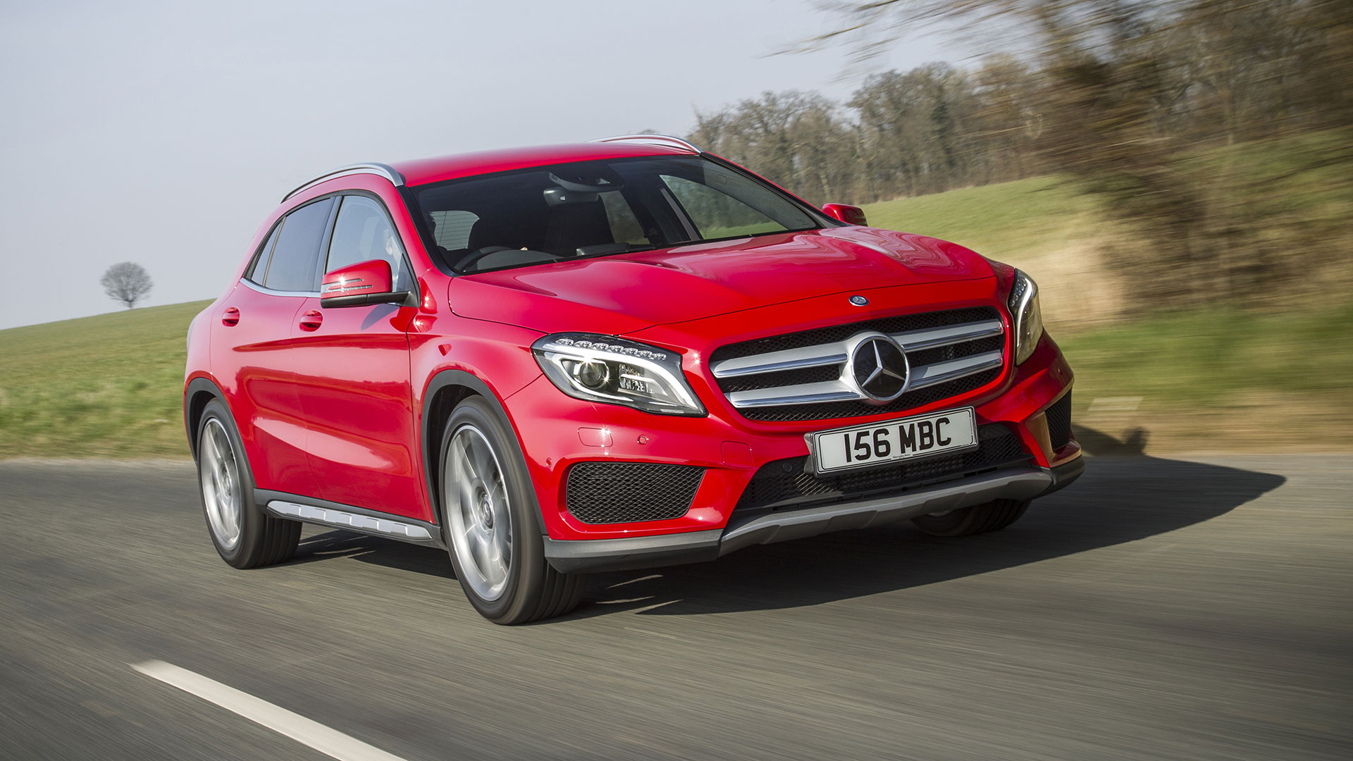 Used mercedes benz gla class cars for sale on auto trader uk for Www mercedes benz used cars