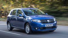 Dacia Sandero on-road
