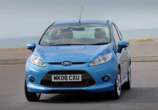 Used Ford Fiesta & Used Ford Fiesta Cars for Sale on Auto Trader UK markmcfarlin.com