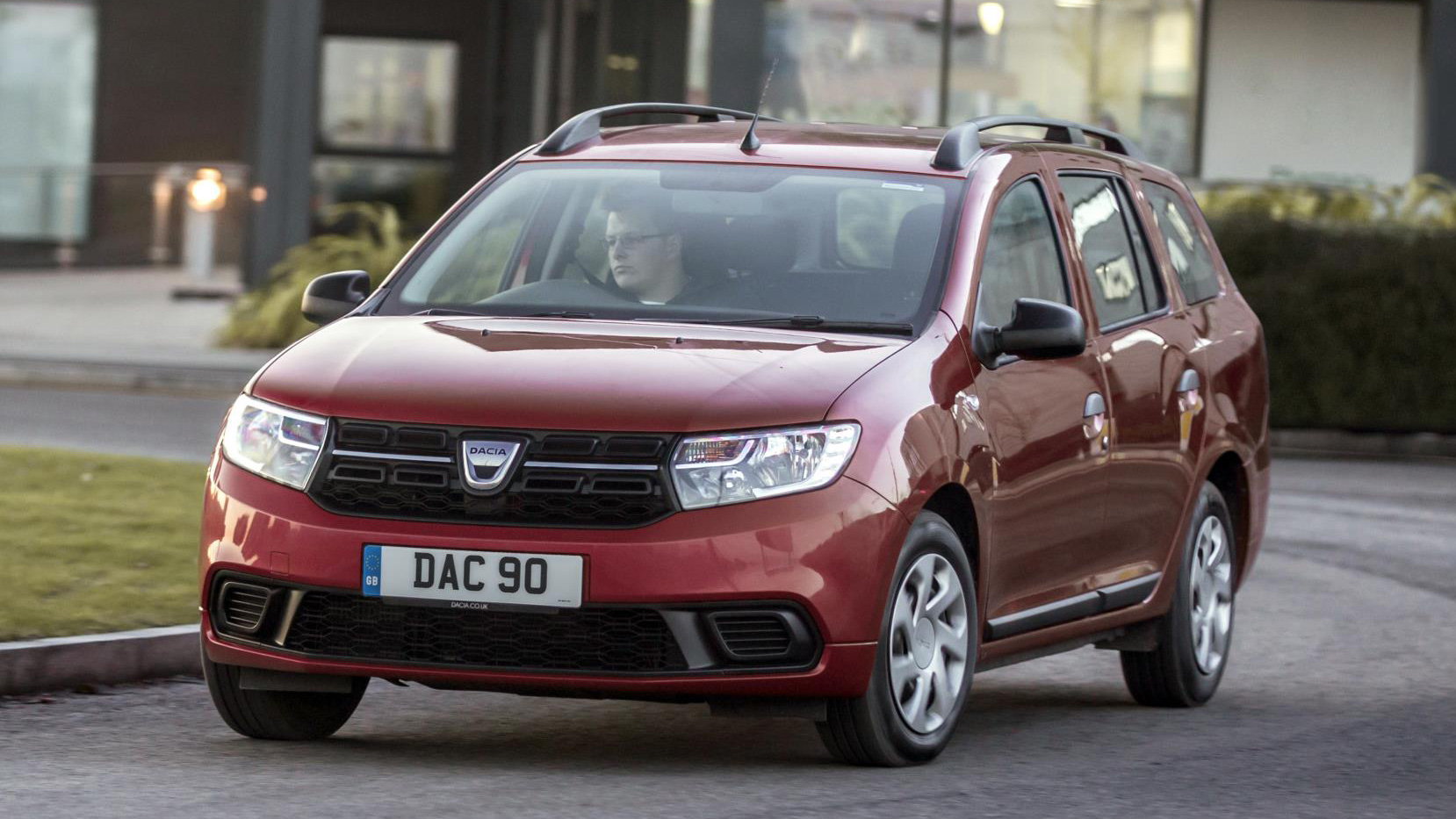 used dacia logan mcv cars for sale on auto trader uk. Black Bedroom Furniture Sets. Home Design Ideas