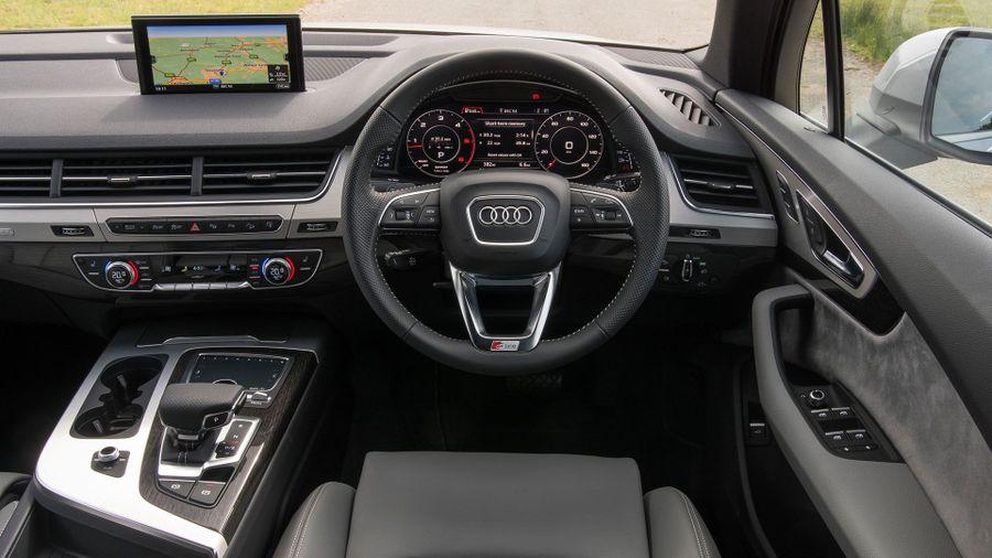 2015 Audi Q7 3.0 TDI S line