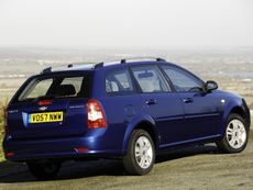 Chevrolet Lacetti Station Wagon estate