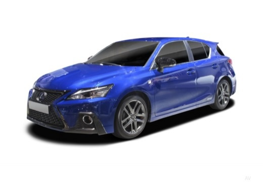 Used Lexus Ct 200h