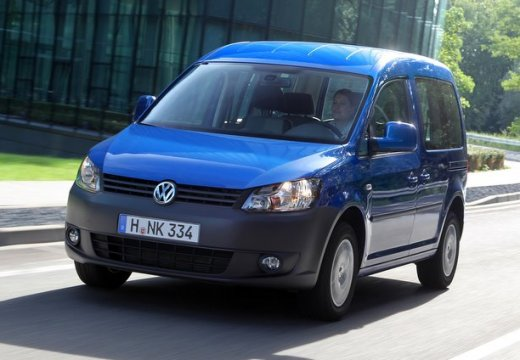 Used Volkswagen Caddy Maxi Life