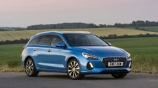 Hyundai i30 Tourer estate (2017 - ) review