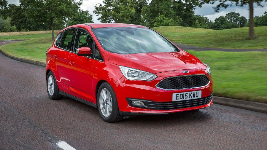 2015 Ford C-Max ride