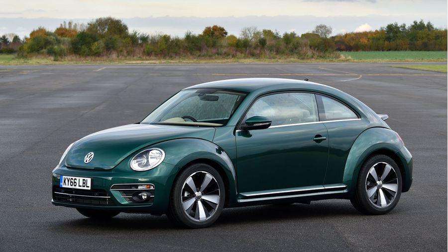2017 Volkswagen Beetle exteriuor