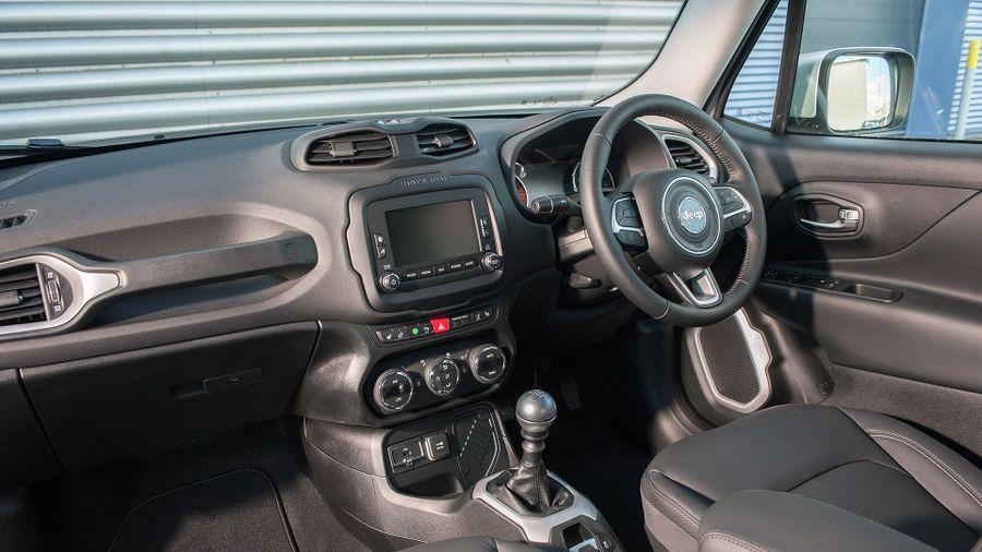 2015 Jeep Renegade SUV 4x4