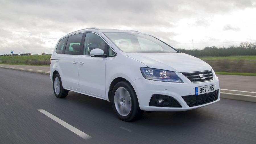 New Seat Alhambra Review Amp Deals Auto Trader Uk