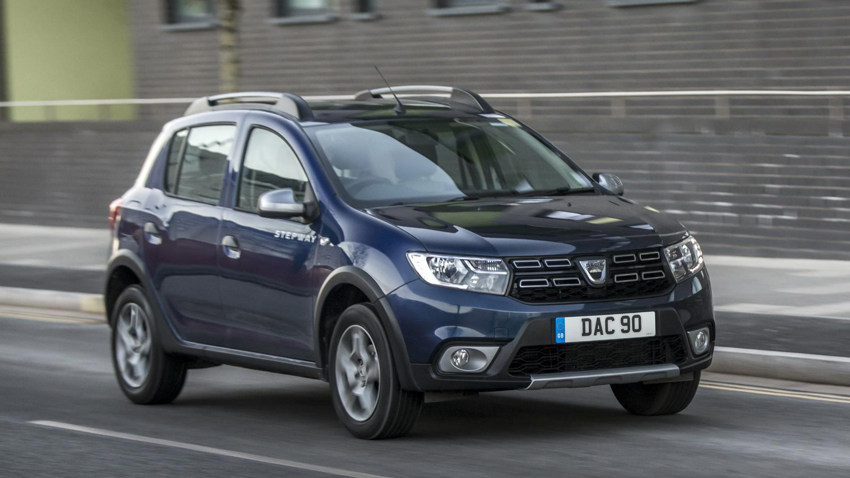 used dacia sandero stepway cars for sale on auto trader uk. Black Bedroom Furniture Sets. Home Design Ideas